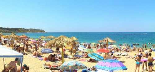 пляжный отдых за границей в мае 2019